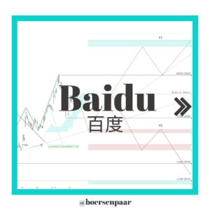 Baidu – Aktienanalyse 百度