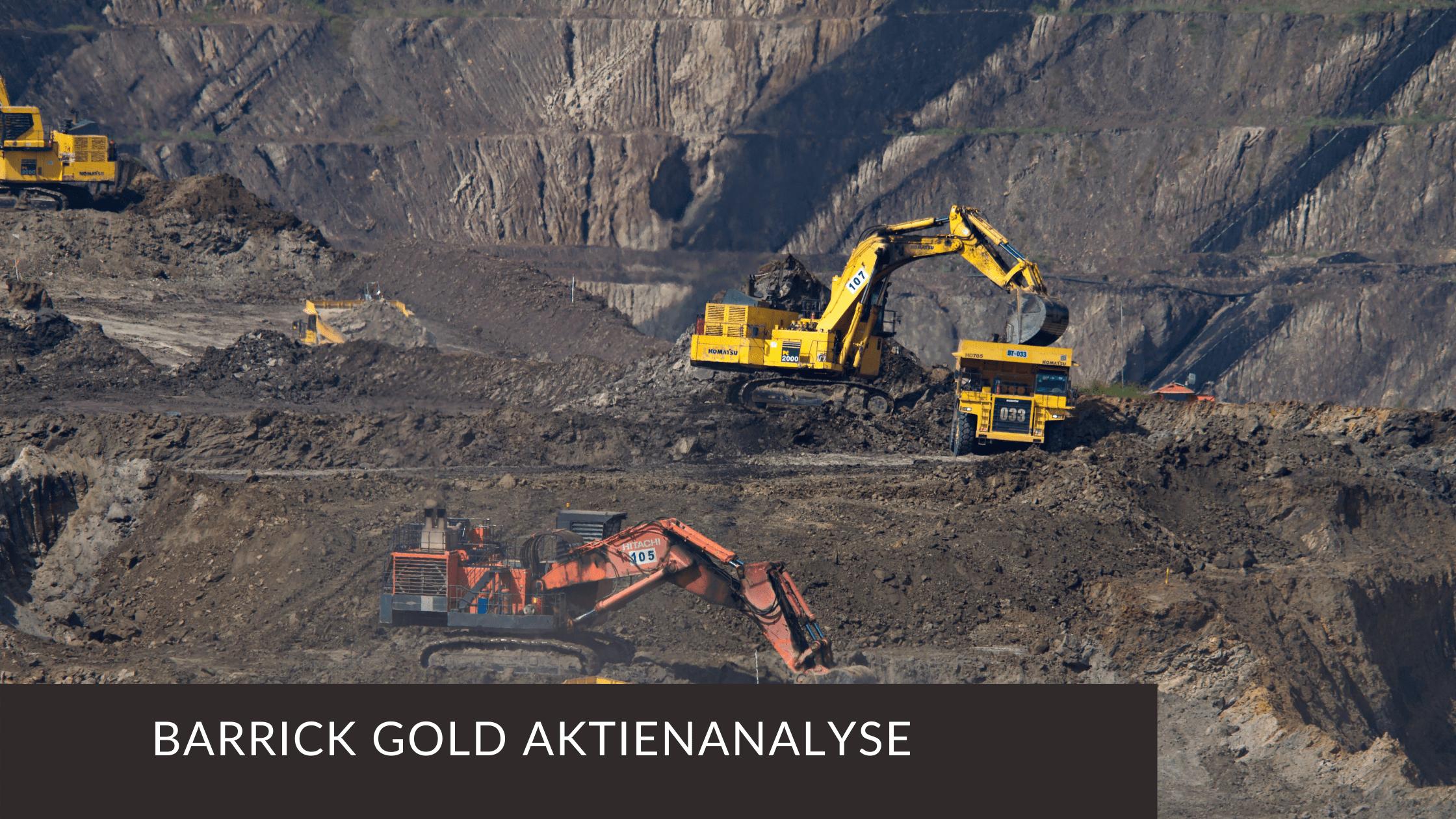 Barrick Gold Aktienanalyse