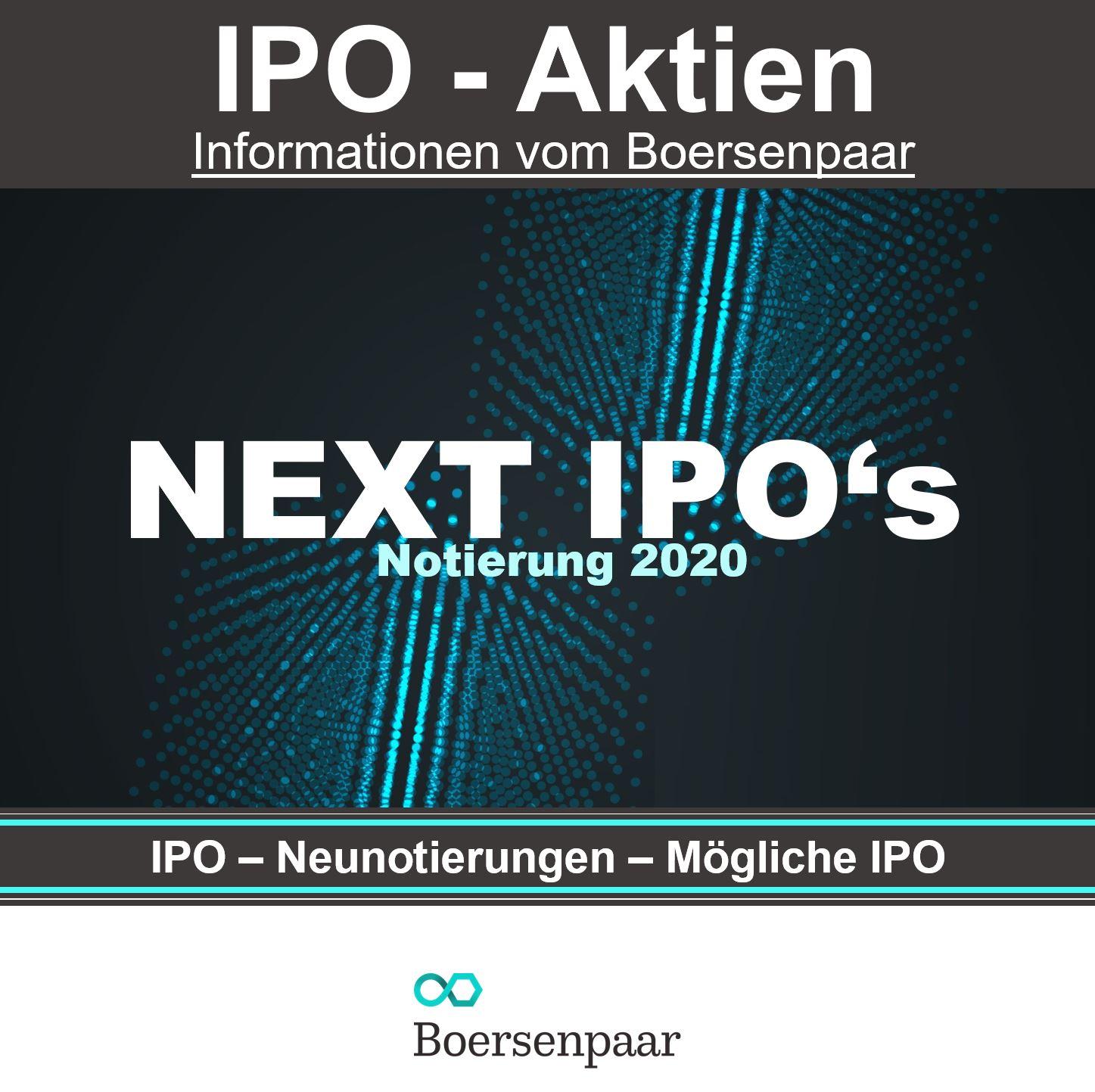 IPO Aktien