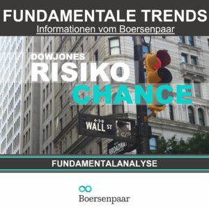 Dow Jones Aktien - Risiko & Chancen der 30 inneren Werte
