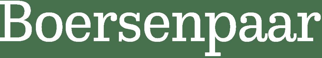 Boersenpaar Investment Research
