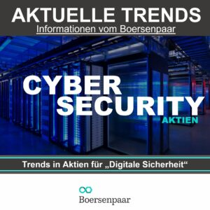 Cyber Security Aktien