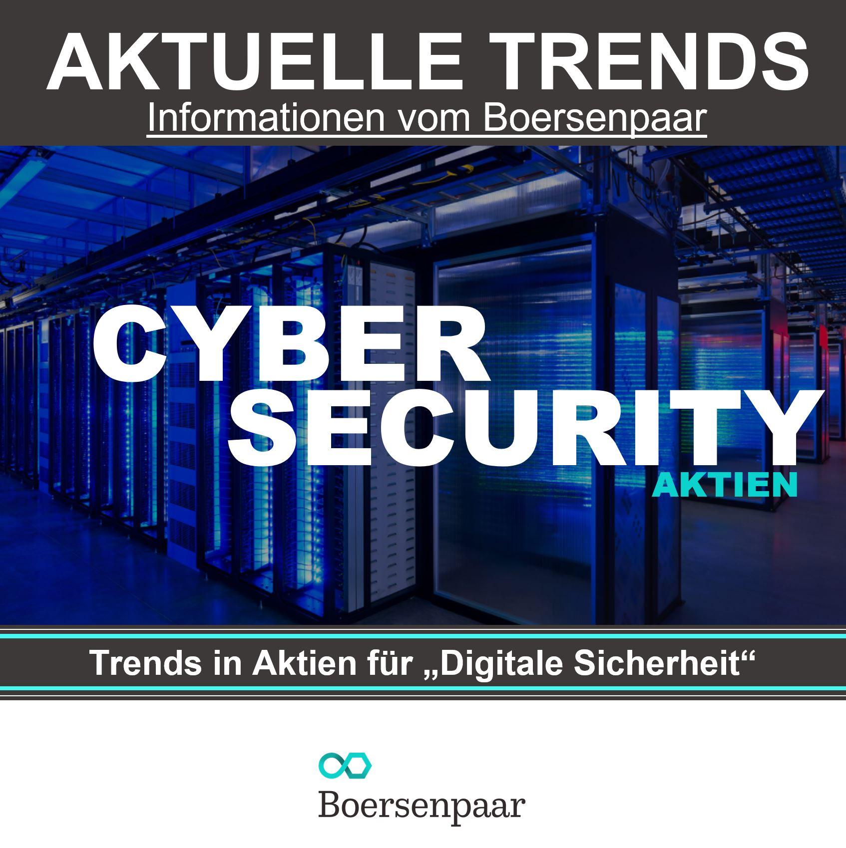 Cyber Security Aktien