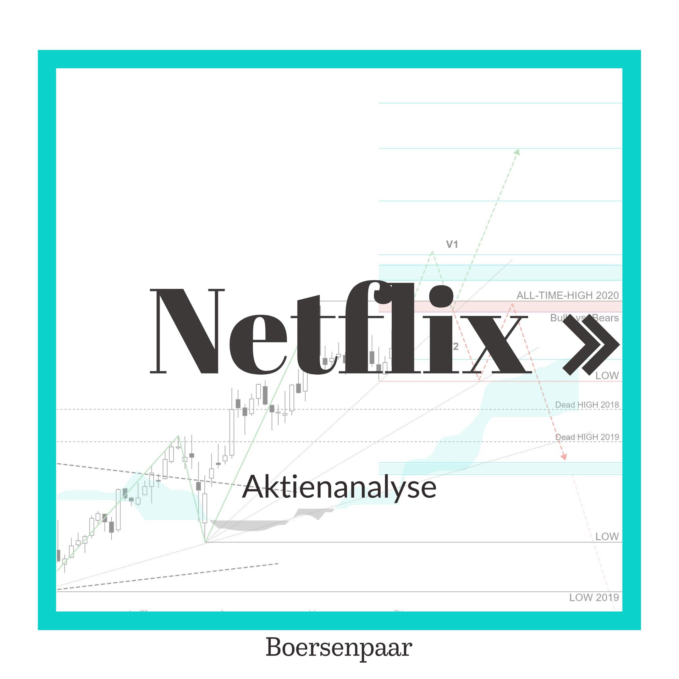 Netflix Aktienanalyse