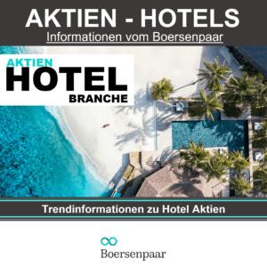 Aktien aus der Hotelbranche