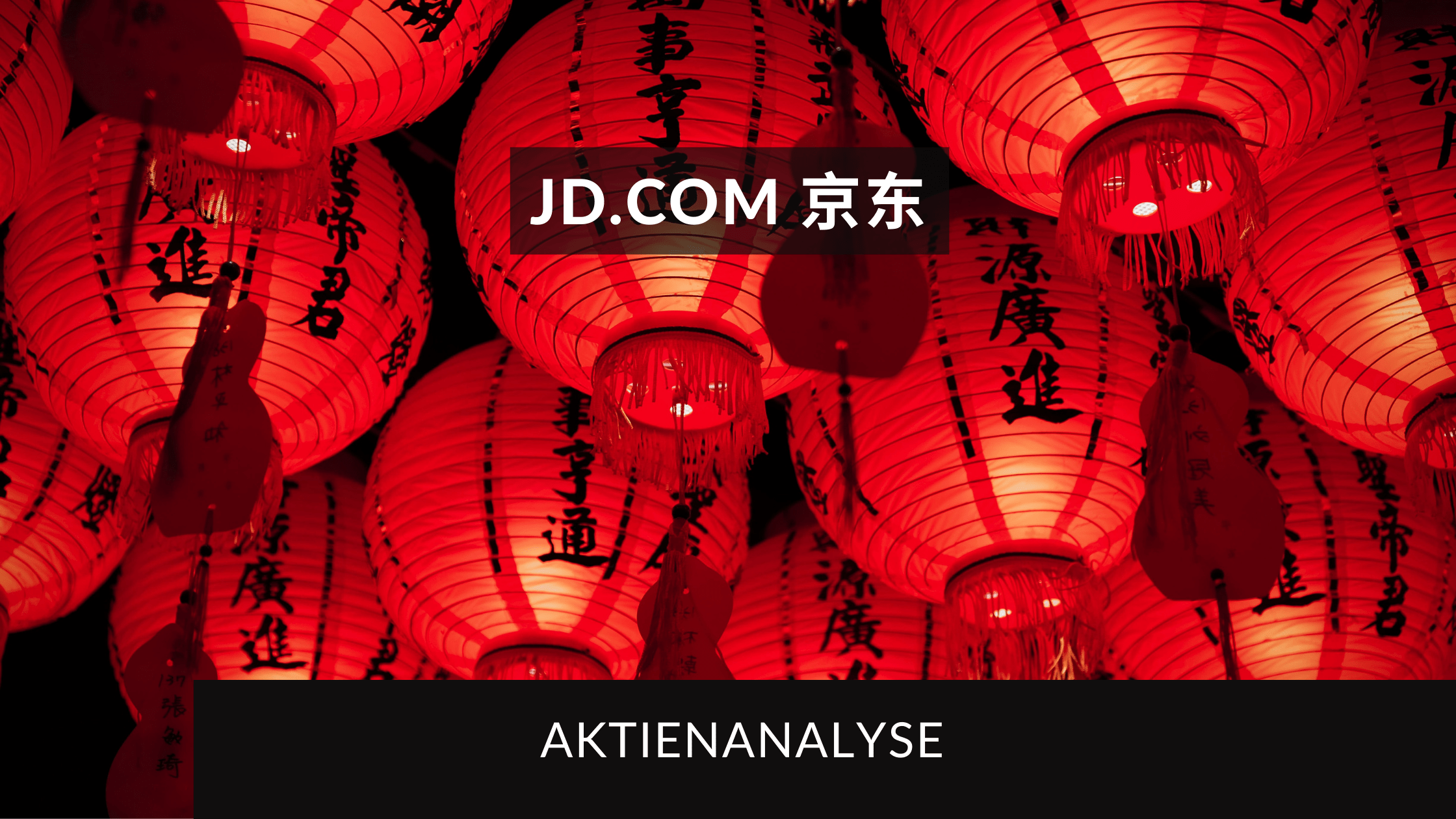 JD.com Aktienanalyse