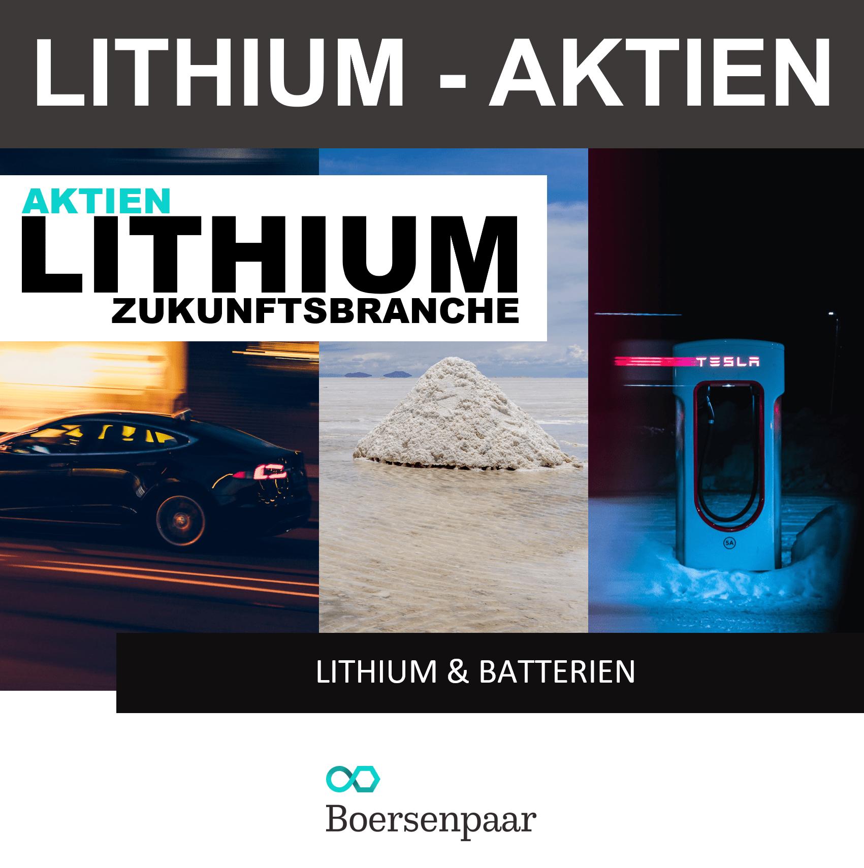 Lithium Aktien