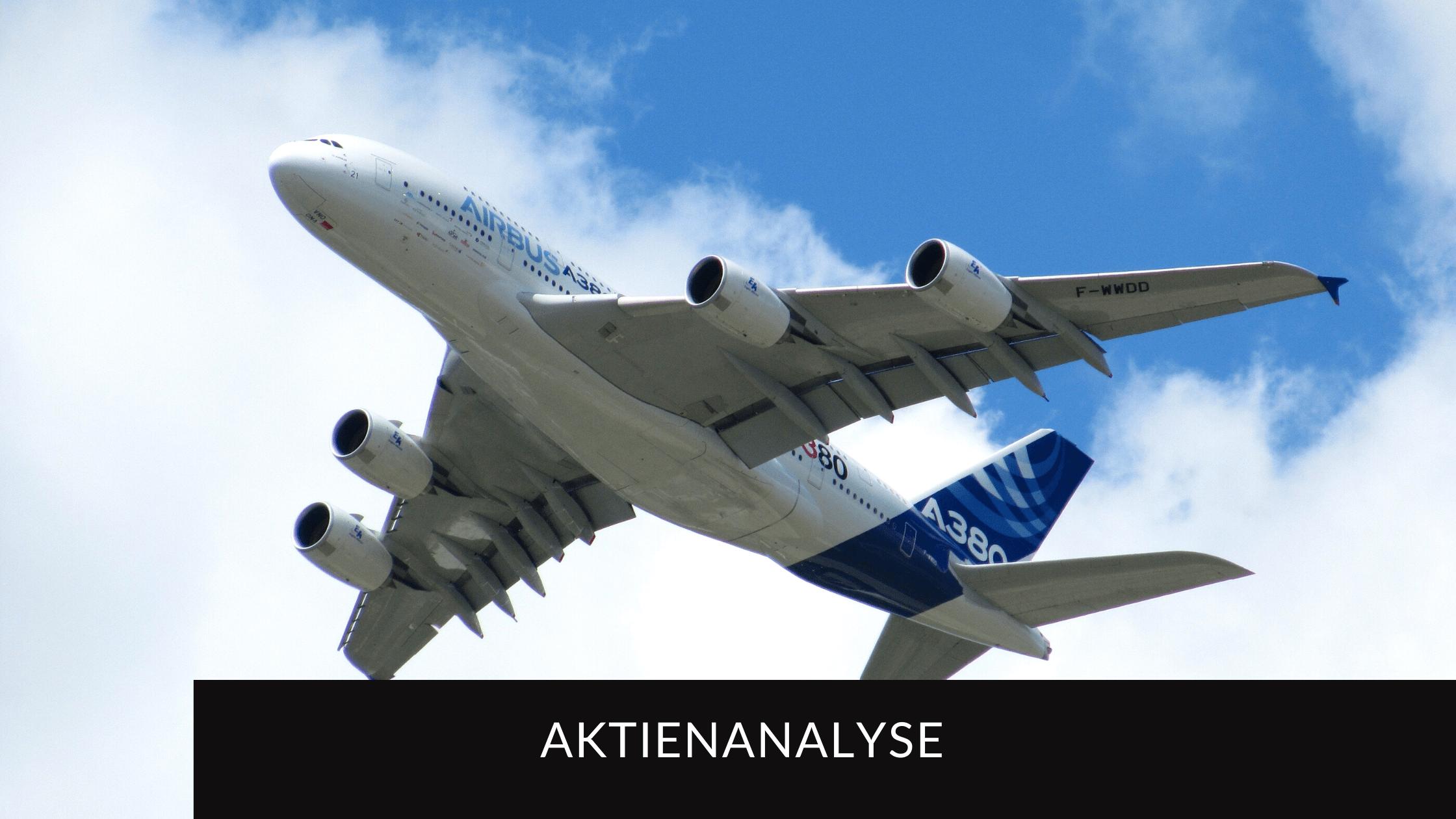 Airbus SE Aktienanalyse