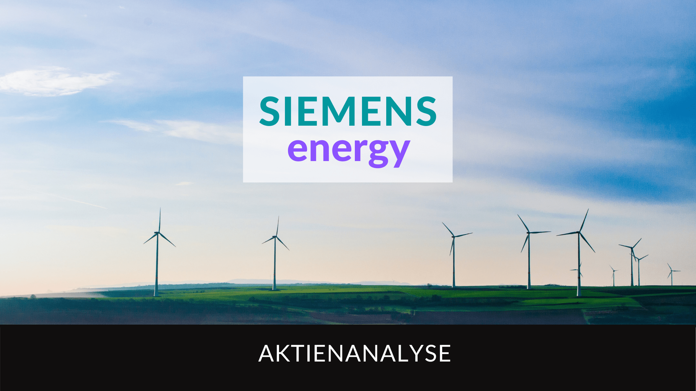 Siemens Energy Aktienanalyse