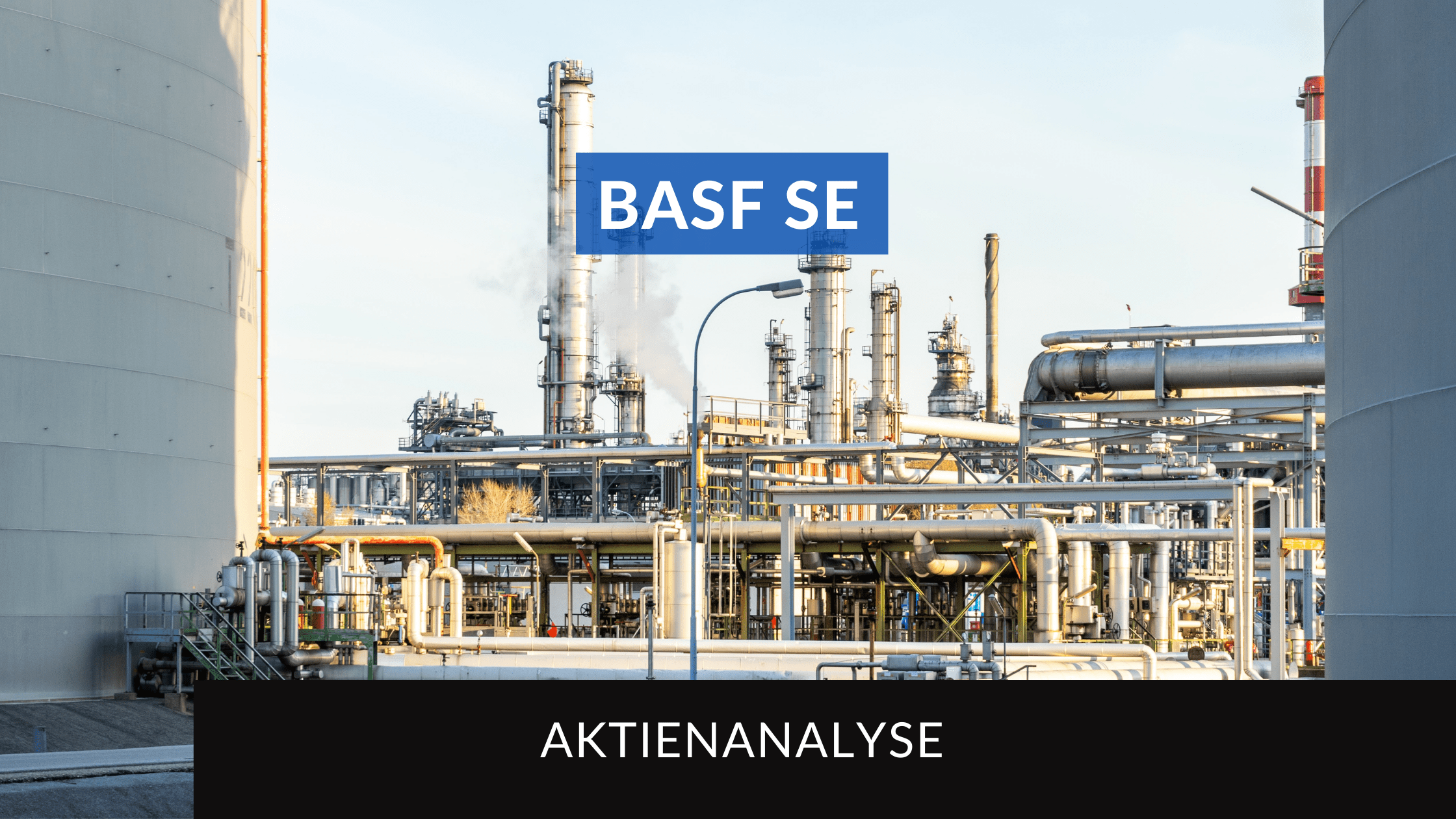 BASF SE Aktienanalyse