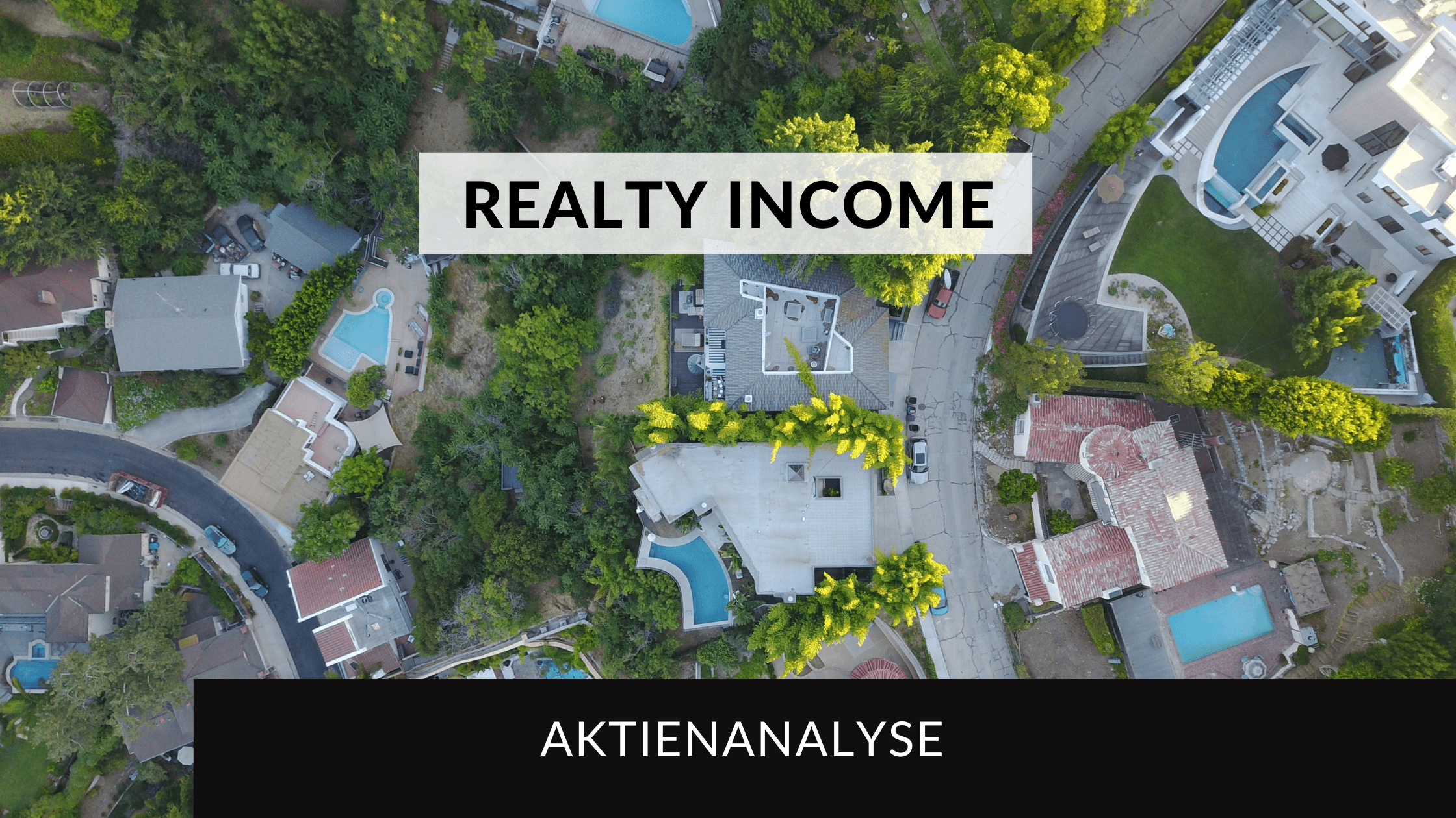 Realty Income Aktienanalyse