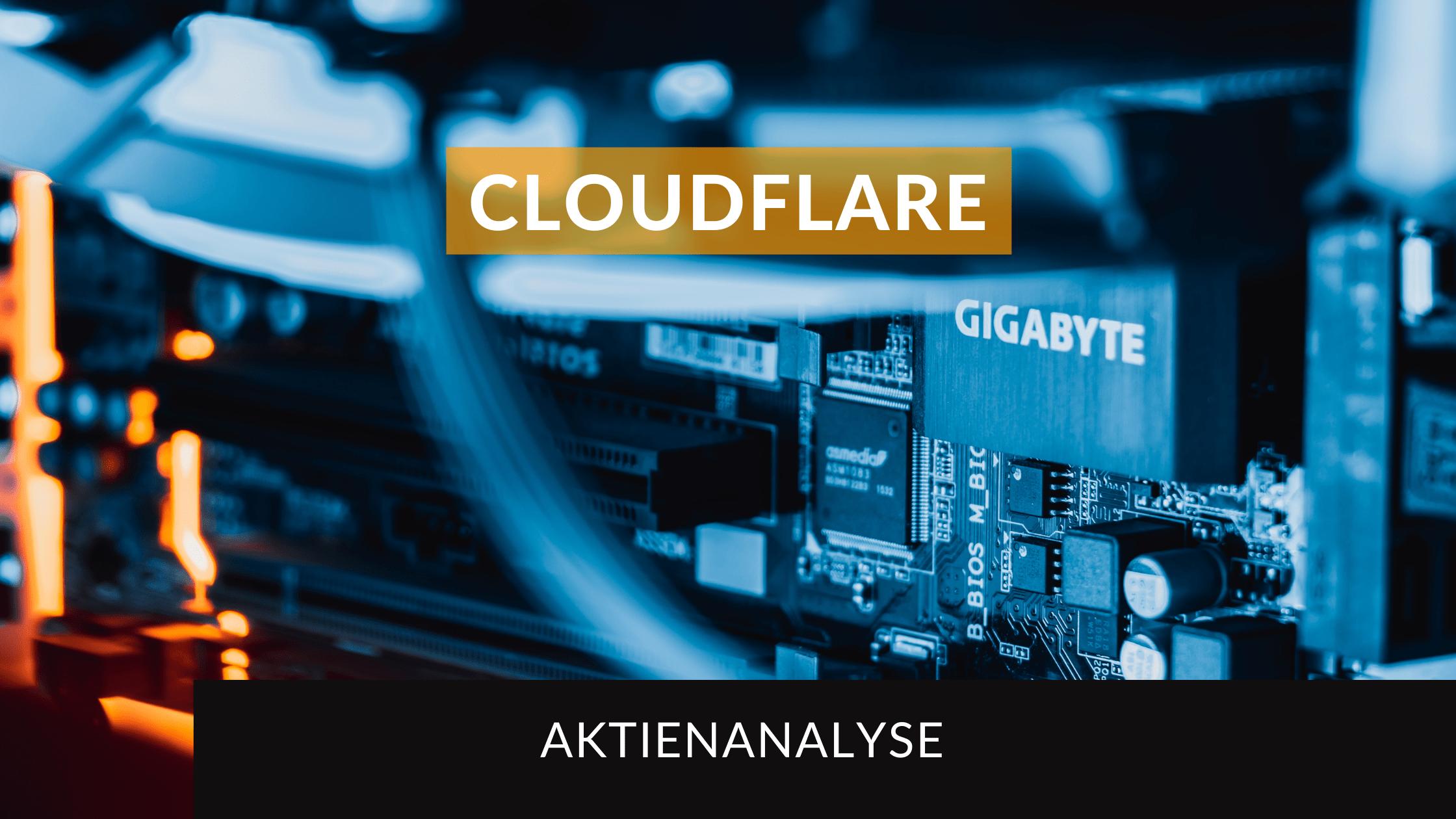 Cloudflare Aktienanalyse