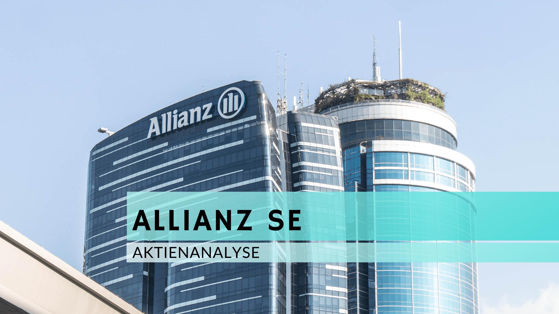 Allianz SE Aktienanalyse
