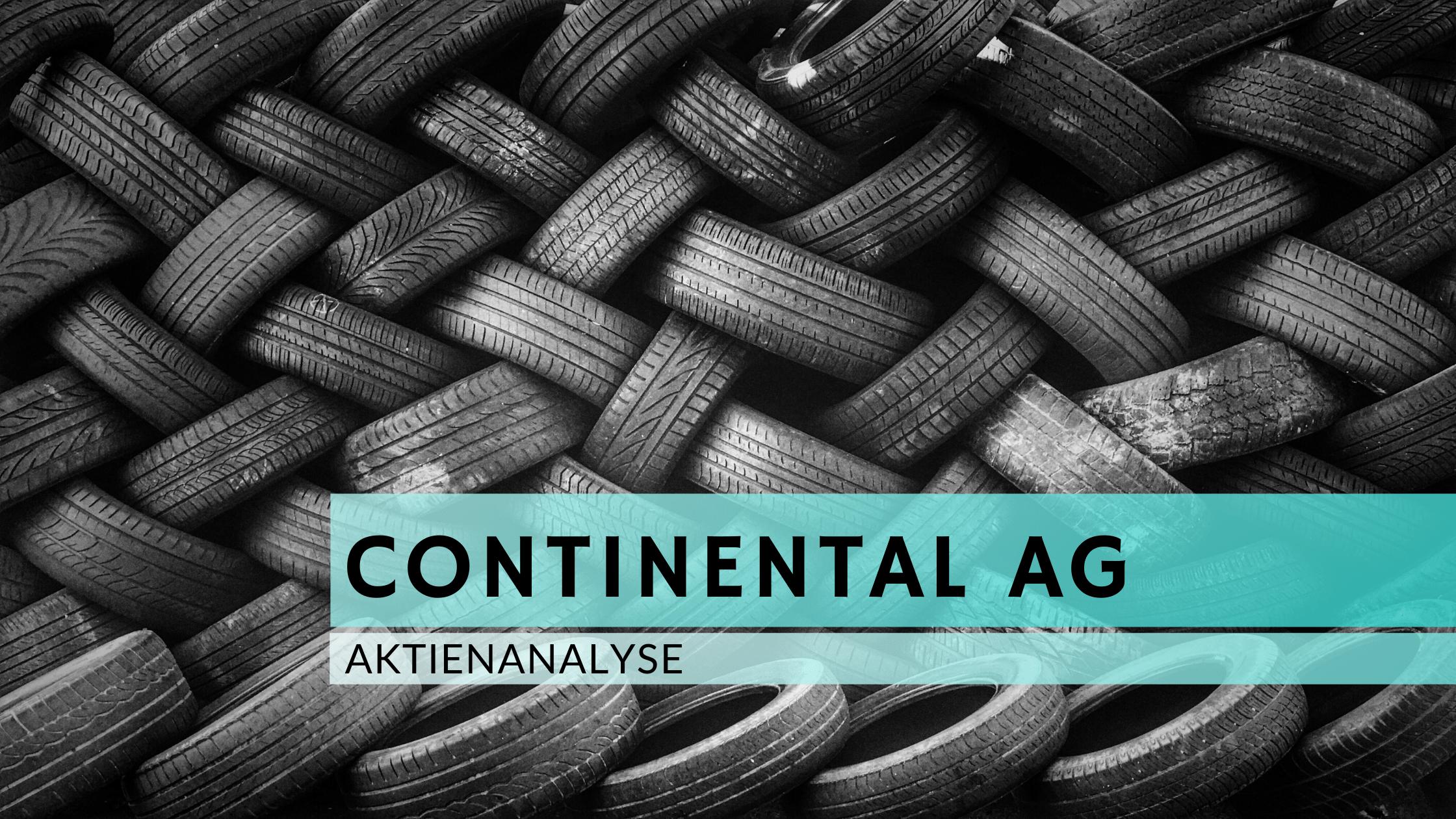 Continental AG Aktienanalyse