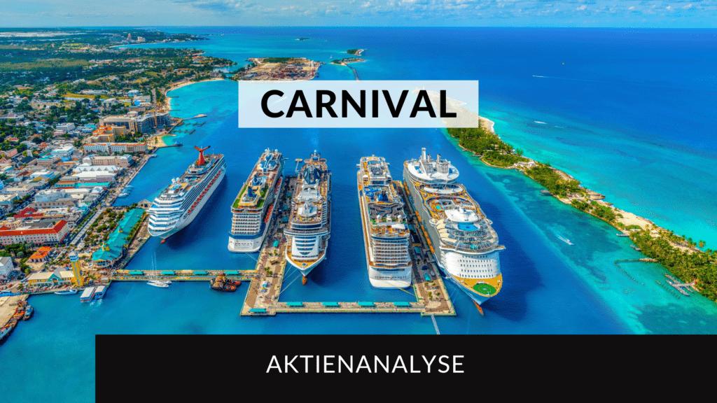 Carnival Aktienanalyse