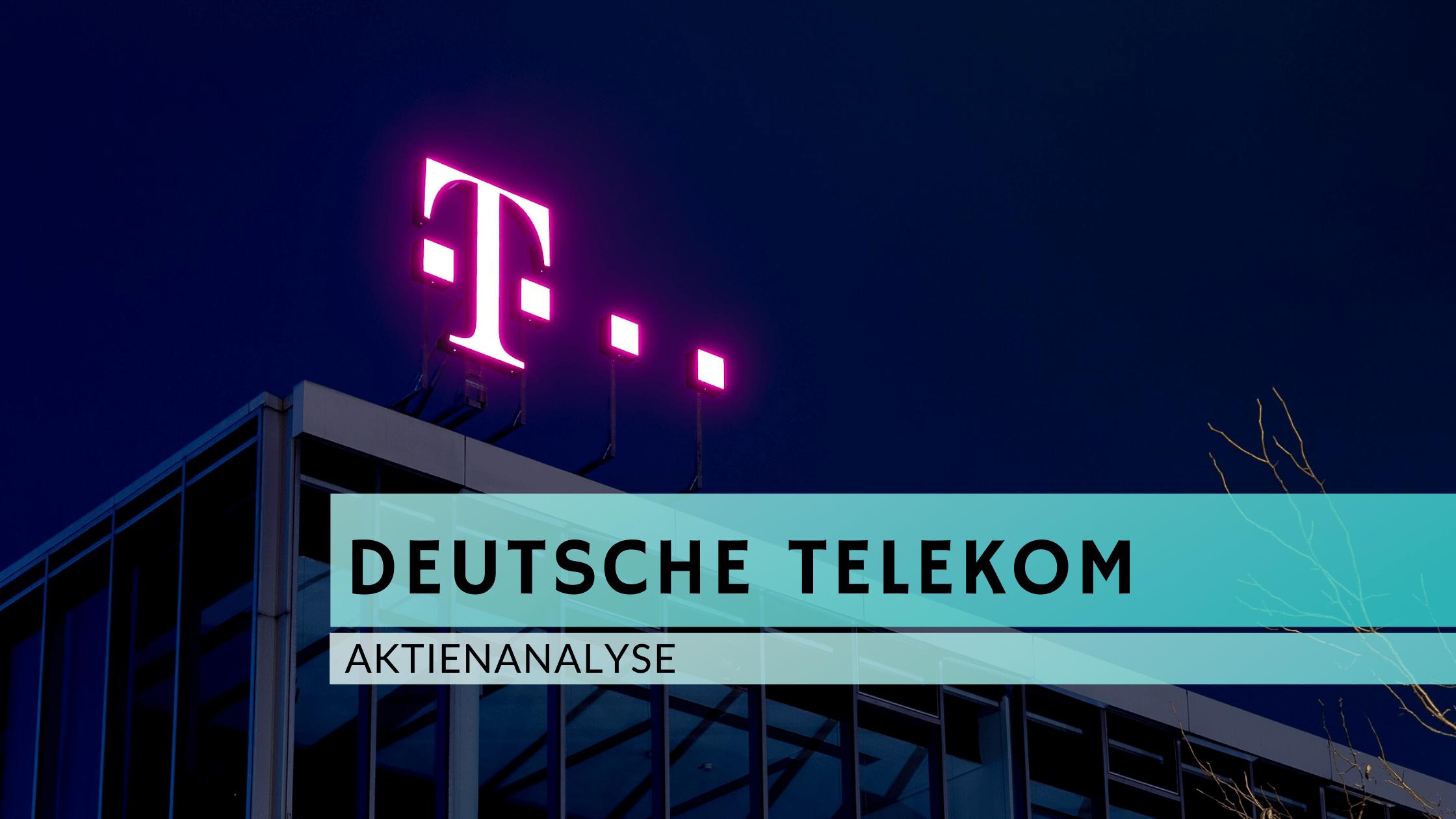Deutsche Telekom Aktienanalyse