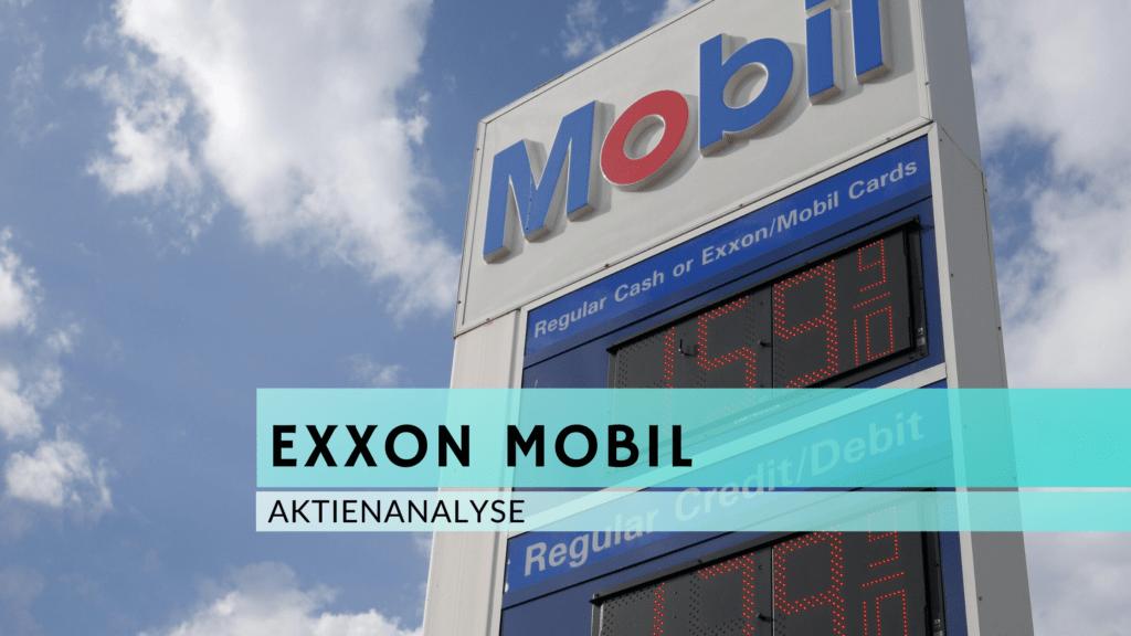 Exxon Mobil Analyse