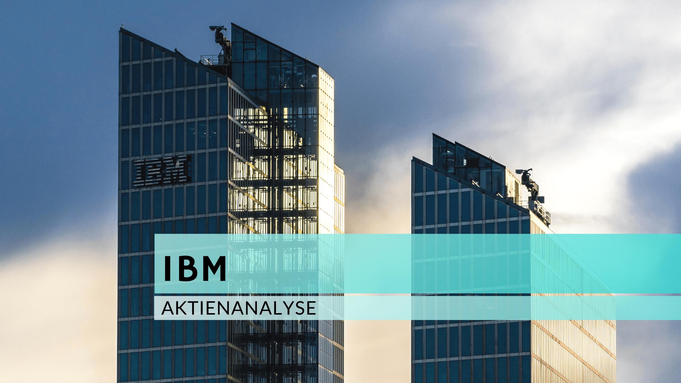 IBM Aktienanalyse