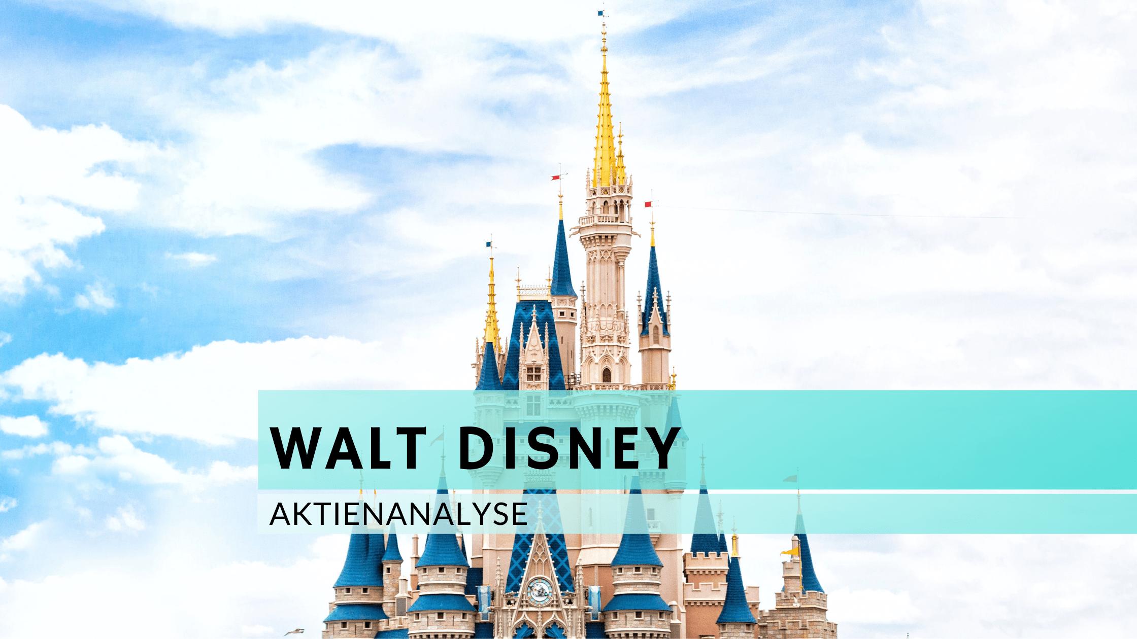 Walt Disney Aktienanalyse