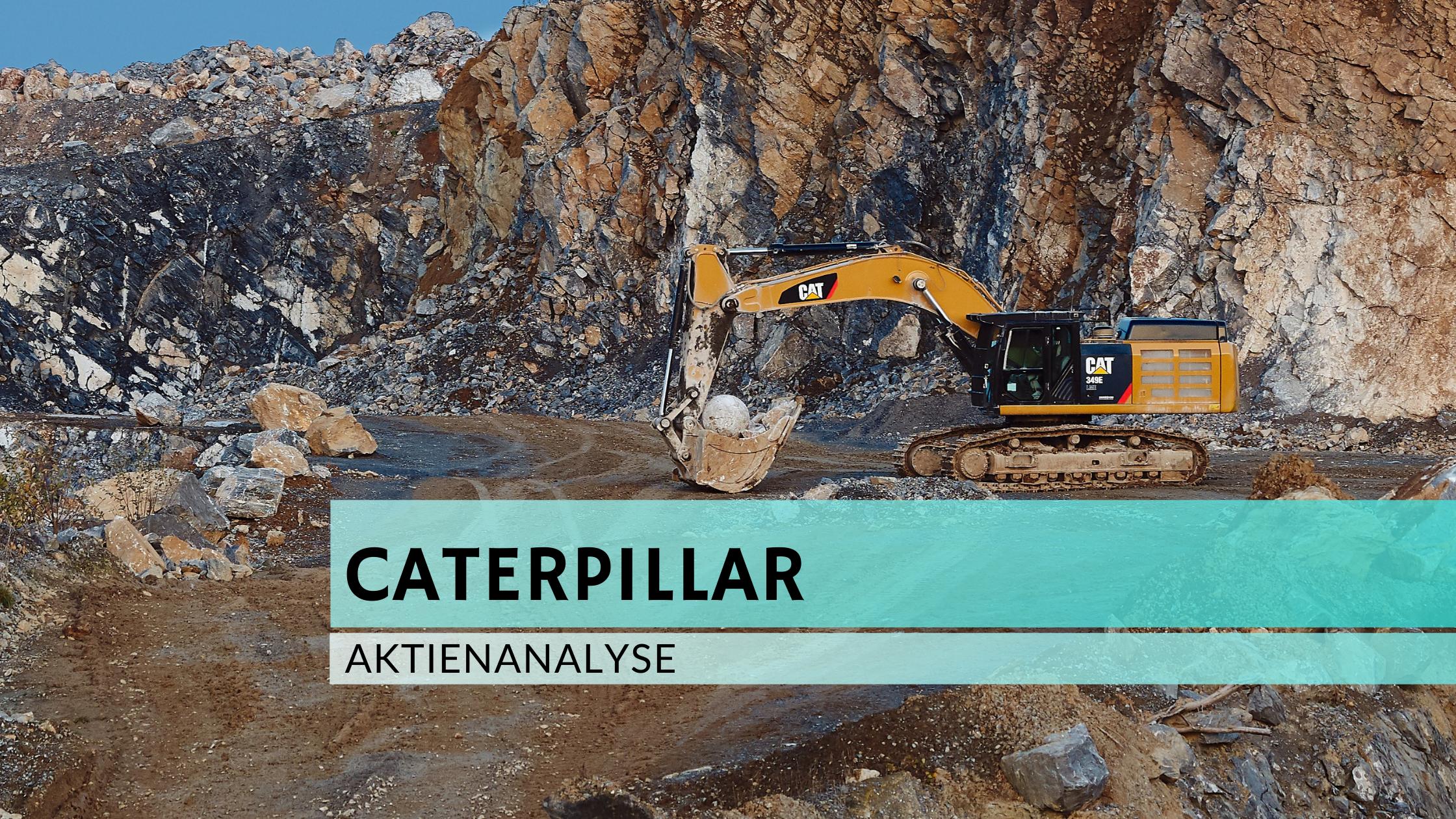 Caterpillar Aktienanalyse