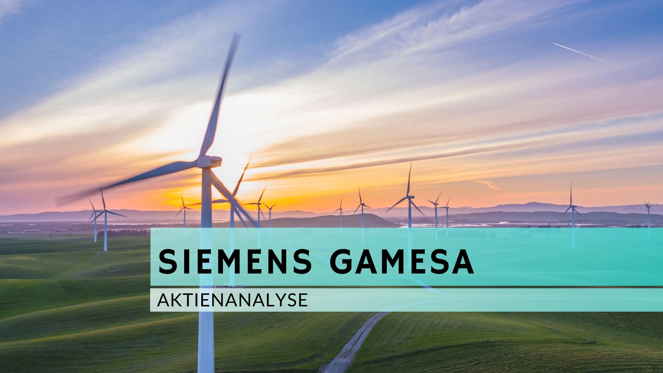 Siemens Gamesa Aktienanalyse