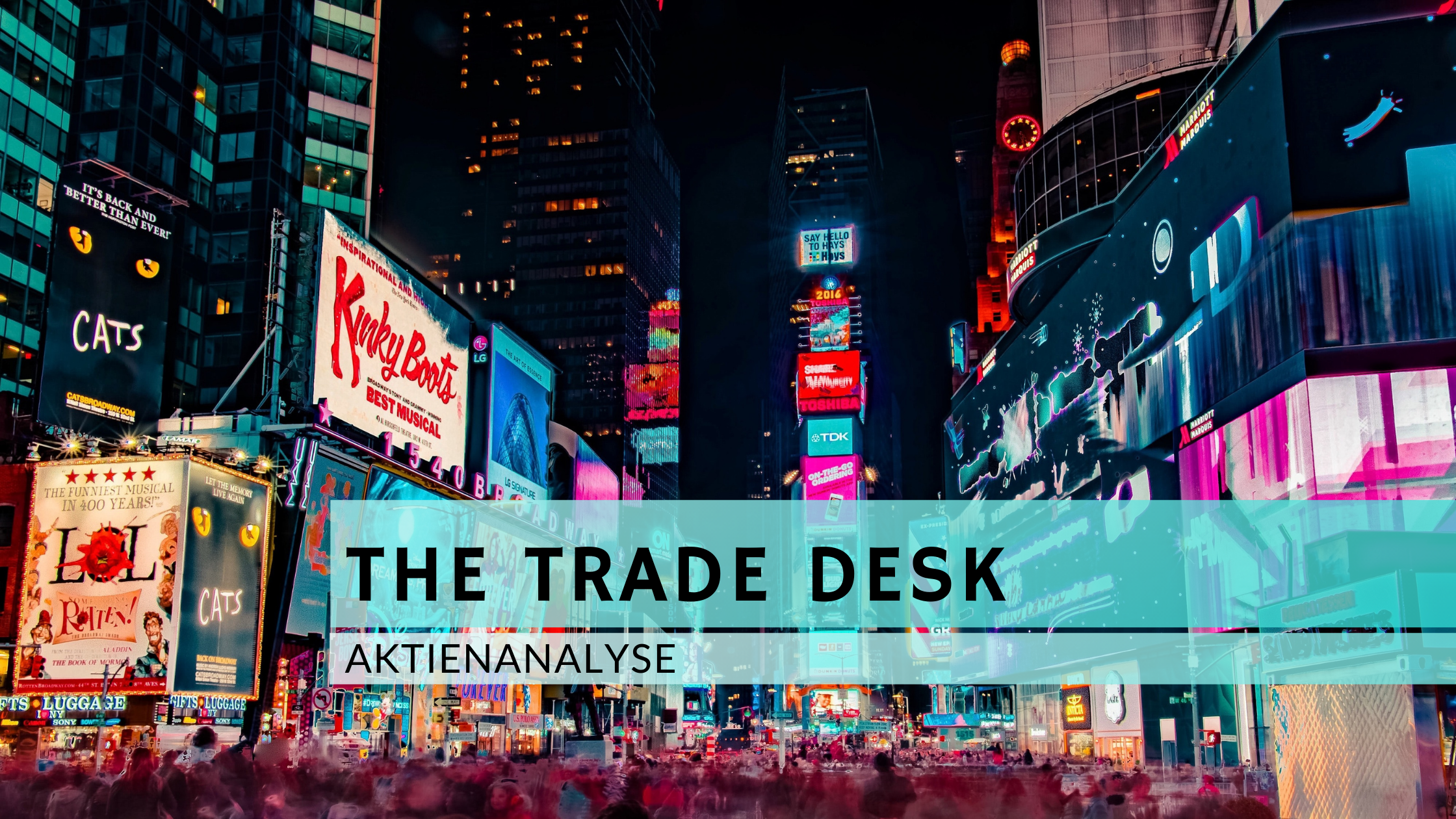 The Trade Desk Aktienanalyse