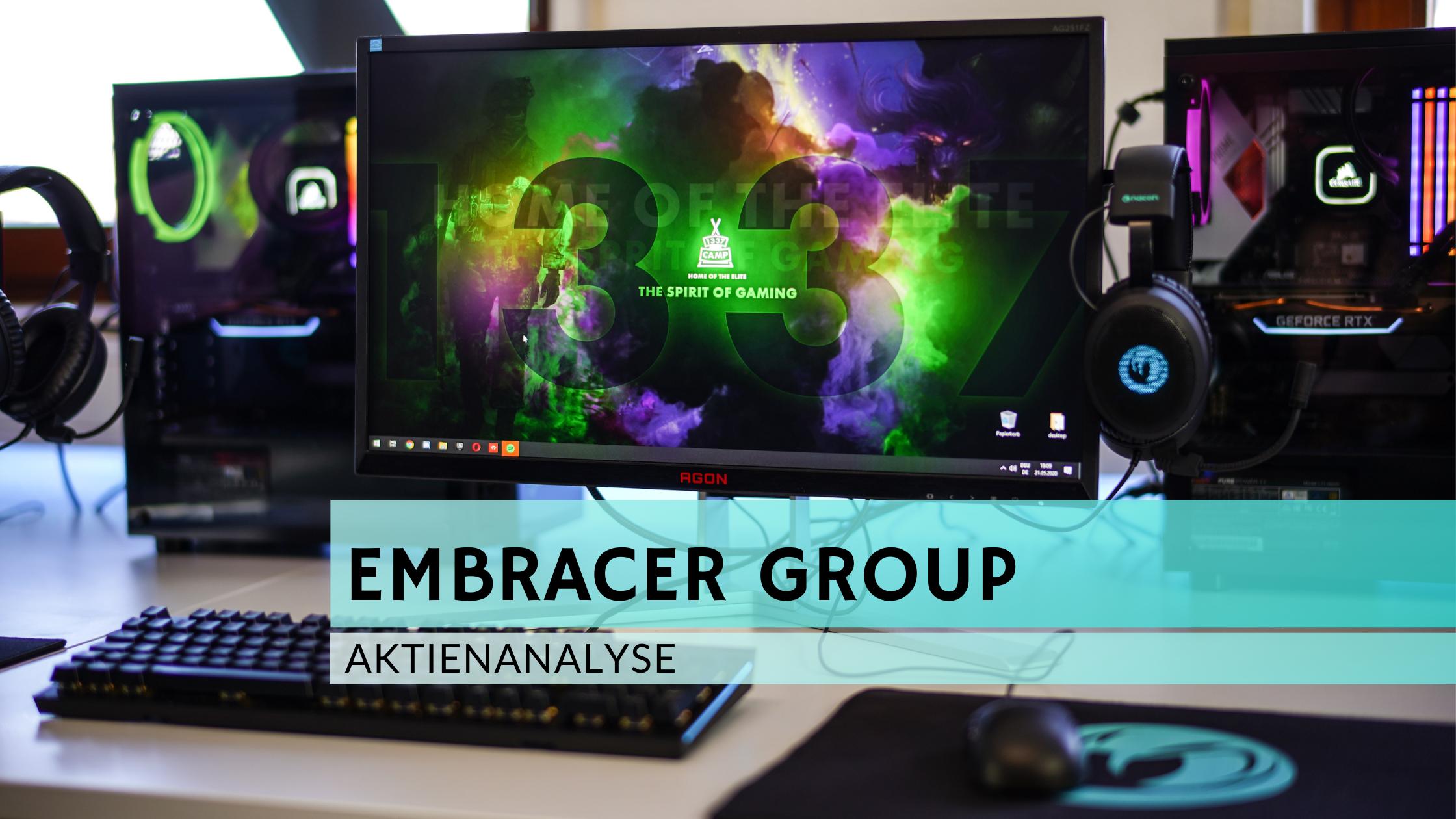 Embracer Group Aktienanalyse