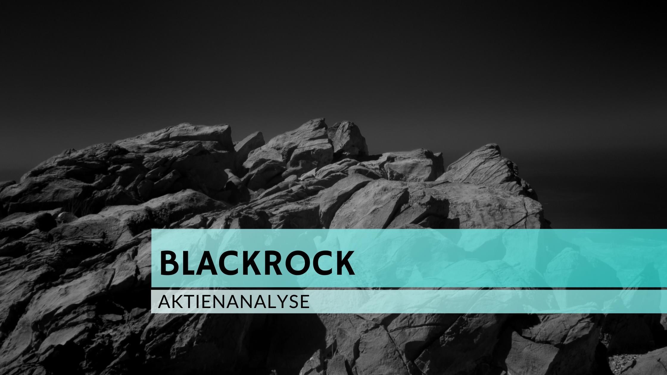 BlackRock Aktienanalyse