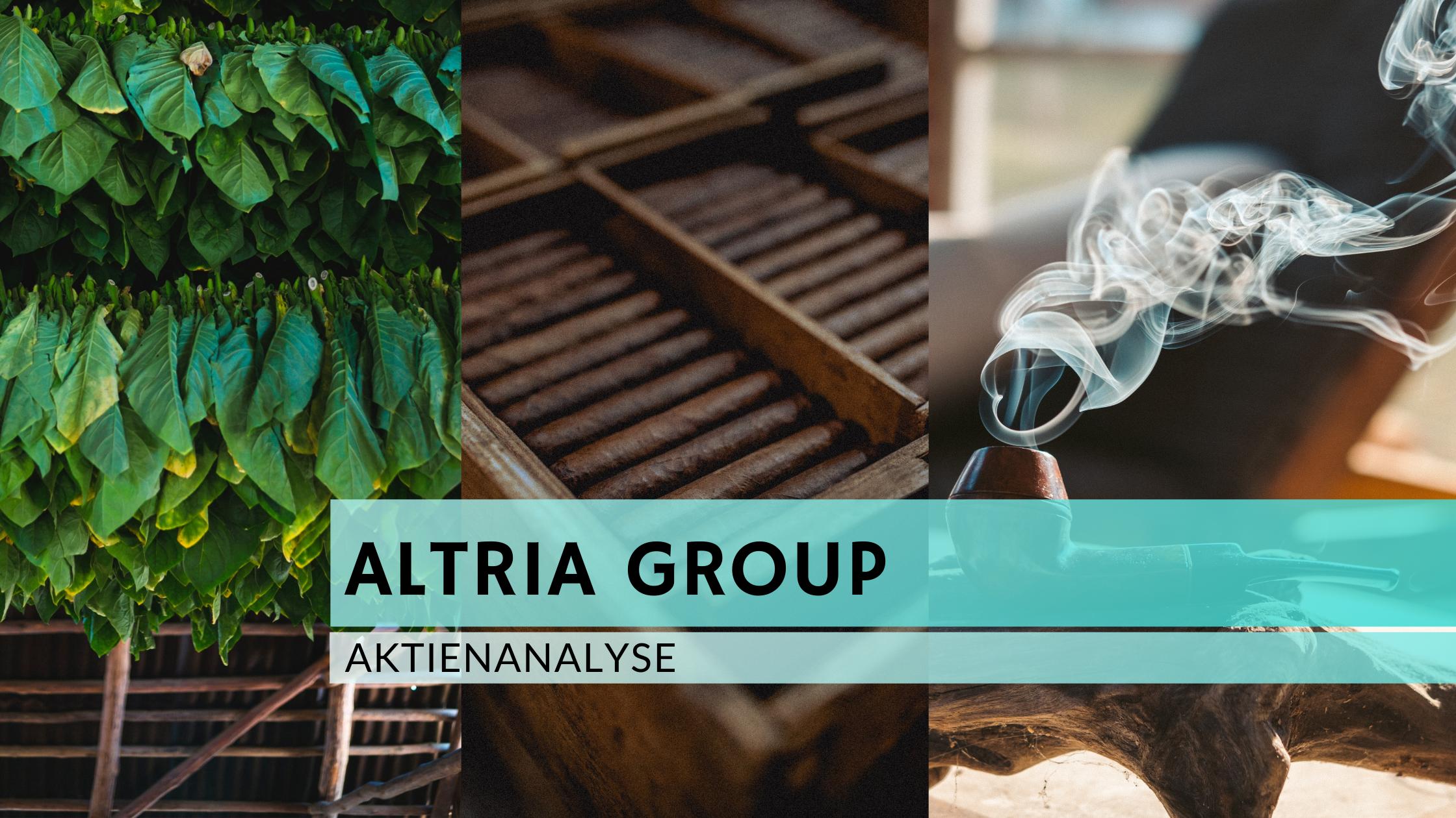 Altria Group Aktienanalyse