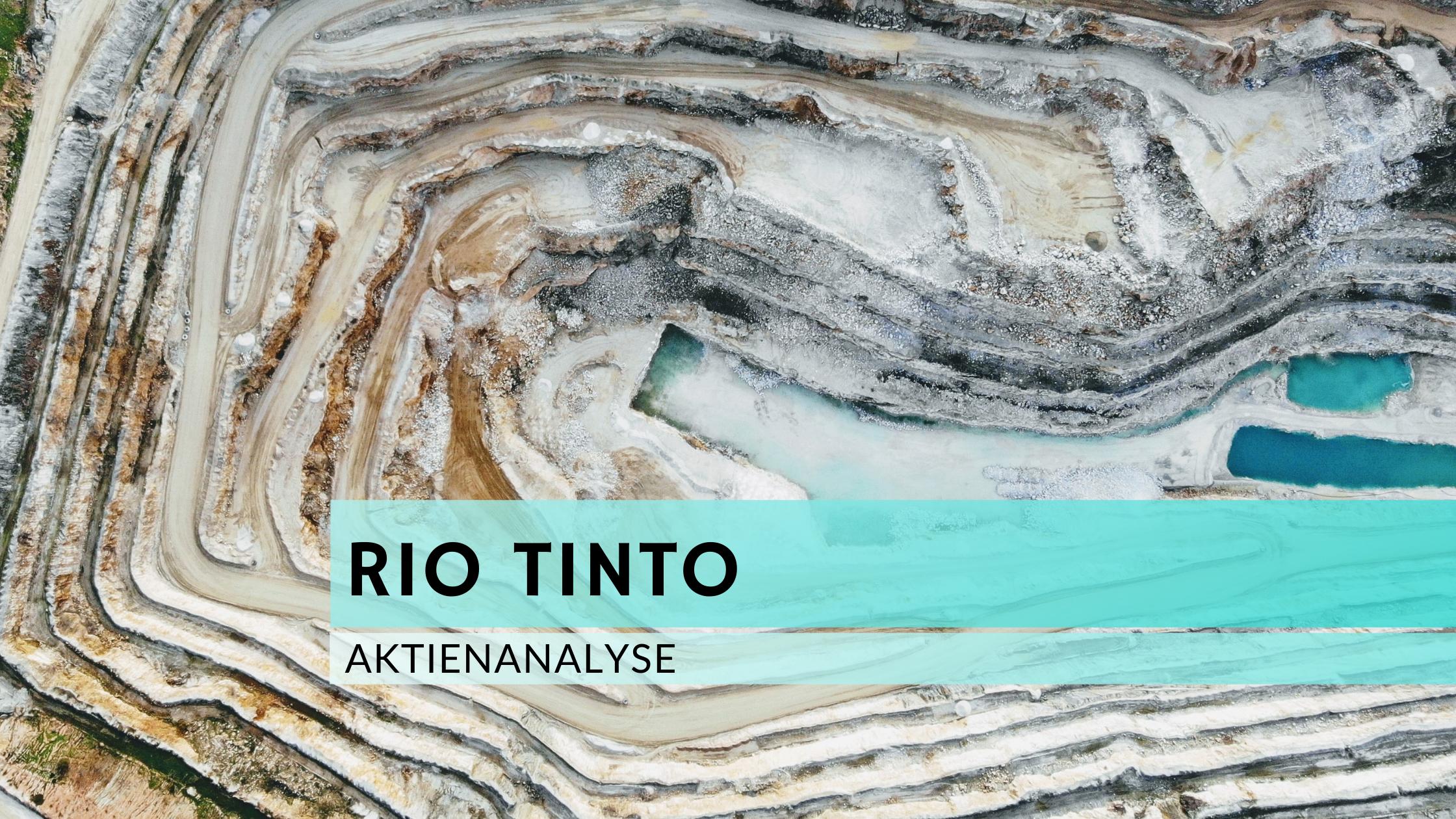 Rio Tinto Aktienanalyse